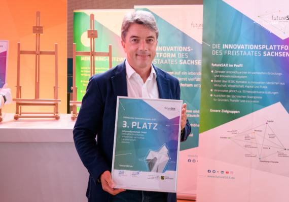 Bernhard Sack futureSAX - Innovationskonferenz 2021